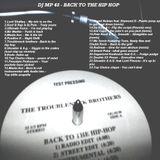 DJ MP45 – Back to Hip Hop