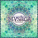 Mystica 2017 (peace&chillfloormix)