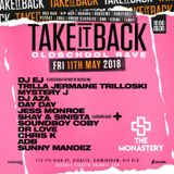 @DJMYSTERYJ | House Classics | #TakeItBack Fri 11th May