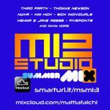 Mattia Falchi - M12 STUDIO SUMMER MIX 2018-08-04