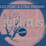 "Milk & Chocolate - ""cue point"" radio show presents : mCurtis ''Freestyle warriors''"