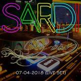 SARDISFACTION @ CITY BAR Ogulin // 07-04-2018 (LIVE SET)