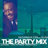 The Party Mix with Karl 'The Hitman' Marshall- Saturday January 16 2016