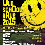 Zentrix LIVE @ Old School Rave 2015 #ACIDMAN (May 29)