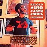 Soulvation Radio Show #190 (09.07.2017)
