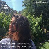 Social Joy w/ Paquita Gordon - 24th May 2020