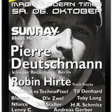 """JAN STALLER --- LIVE-SET """"Magic MODERN Times"""" 06.10.2012 @ SUNRAY Messkirch"""