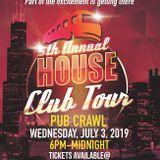 A Night @ Truth: House Club Pub Tour 5: 3 July 2019 pt. 1