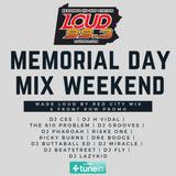 Memorial Mix Weekend on Loud 99.3
