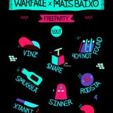 ROOSTA @ WARFACE x MAISBAIXO - FAKTORY (05-10-2012)
