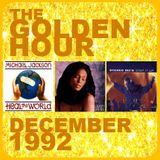 GOLDEN HOUR : DECEMBER 1992