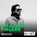 Treasure Fingers Guest Mix For Purple Sneakers on FBi Click