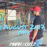 August 2k17 Mix - Mark Cutz