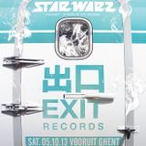 Fracture - Exit Records x Star Warz - 10 Years of Exit Records - 05/10/13