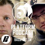 Bassport FM Platform Project #34 - Dj Pi live - MARCUS INTALEX TRIBUTE