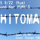 2015/9/22 CHITOMAD@Sound Bar Pure's