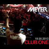 Abel Meyer @ Club One 19.05.2013 Bs. As. ARG (Recording live)