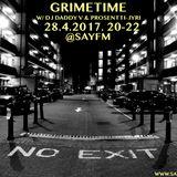 GRIMETIME 28.4.2017