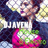 DJ AVENA House & Electro mini-set Dezembro15