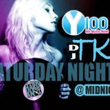 Y100 HARDKNOX EDM POWERHOUR WITH DJ TK NOV 28TH