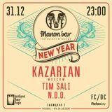 Kazarian - Live @ Manon Bar - Minsk - New Year 2018