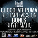 Powertools Mixshow - Episode 7-16-16 Ft: Chocolate Puma, Bones, & Rhythmatic