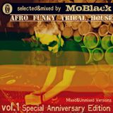 AFRO FUNKY TRIBAL HOUSE volume 1