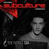 The Noble Six – Live @ Subculture, Mandarine Park Buenos Aires, Argentina – 12-JUL-2014