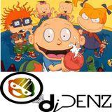 DJ Denz | 90's Baby Volume 1 | @DenzilSafo1