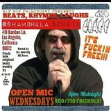 Beats Rhymes And Laughs - 10-08-14 - LIVE