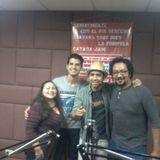 Entrevista en 105.3FM News LO QUE HAY sobre el Casting-Abierto Videoclip El sombrerero loco