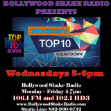 Ruchika's Top 10 Countdown - April 1, 2015