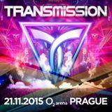 Bryan Kearney live @ Transmission (O2 Arena, Prague) – 21.11.2015