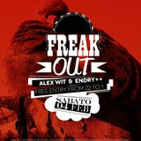 Alex Wit live @ FREAK OUT the return 04-02-2012