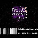 DJ NFofinha / Nata Fofinha - Hello Kizomba Party & Ghetto zouk & tarraxa Live Mix 2016