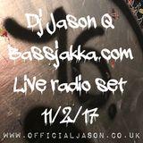 Dj Jason Bassjakka live radio set 11217