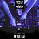 Zombeat Infection invites Kinetik - DJ Contest Mix