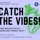"""NEW MIX """"CATCH THE VIBES"""" by VINZ'MOUSTACHE"""