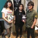 Nota con la escritora Mariana Enriquez