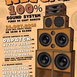 Reggae 100% Sound System (2nd part) feat. ARISE, MUMU 334, BUCKSHOTT CREW