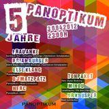 Nerc @ 5 Jahre Panoptikum 30.04.2012