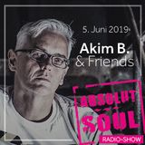 Absolut Soul Show /// 05.06.2019 on SOULPOWERfm