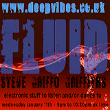 STEVE GRIFFO - 'FLUID' - JAN 11 2017 - DEEP VIBES RADIO