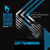 Beatfreak Radio Show By D-Formation #008 guest Phunk Investigation and Jean Aita