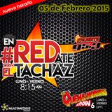#enREDate con El Tachaz, 05 de Febrero 2015