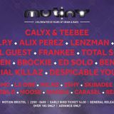 Mutiny 2016 - Motion Bristol