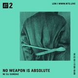 No Weapon Is Absolute - 19th December 2018