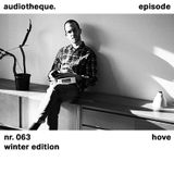 audiotheque.063 - HOVE's Winter Selection
