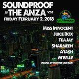 M'Belle - 2018.02.02 Soundproof @ The ANZA (Live Set)