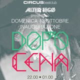 2albert live @ DOPO CENA (Circus Beatclub)